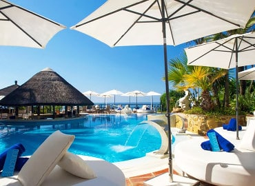 El Oceano Beach Hotel Adults Only in Costa del Sol, Spain