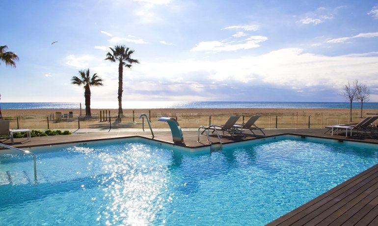 ALEGRIA Mar Mediterrania pool
