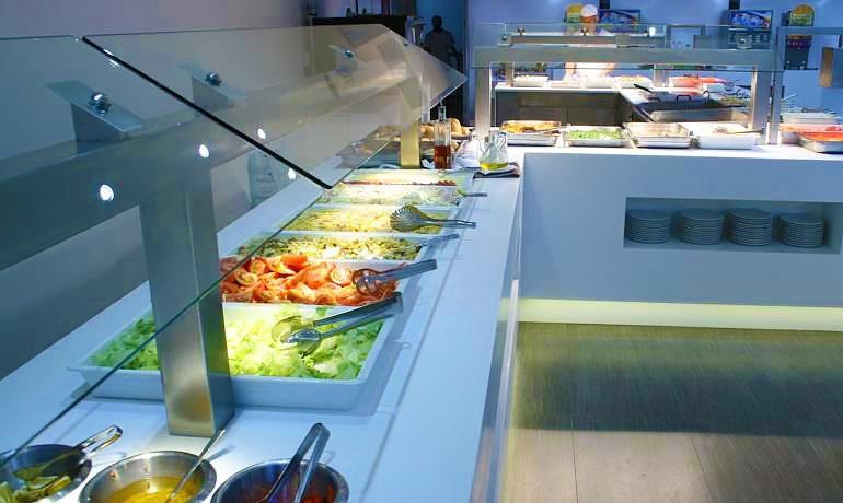 ALEGRIA Mar Mediterrania restaurant menu