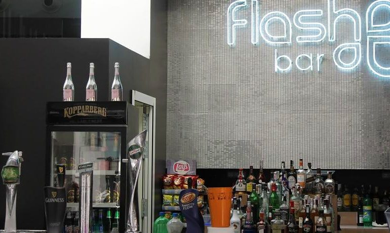 Flash Hotel Benidorm bar