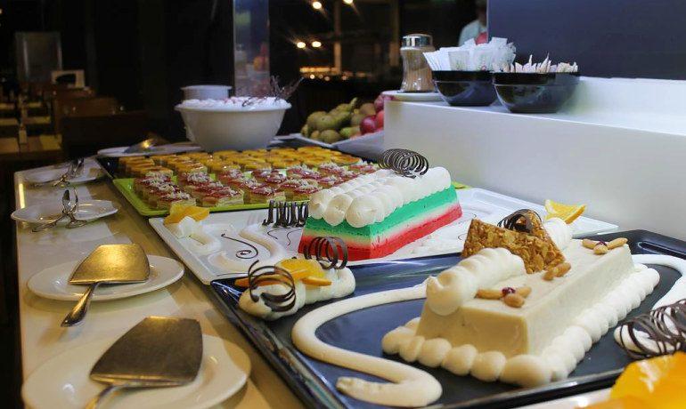 Flash Hotel Benidorm desserts