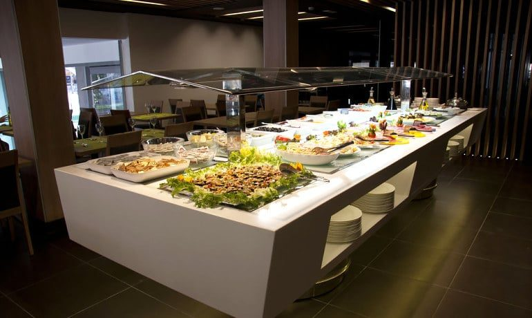 Flash Hotel Benidorm gastronomy