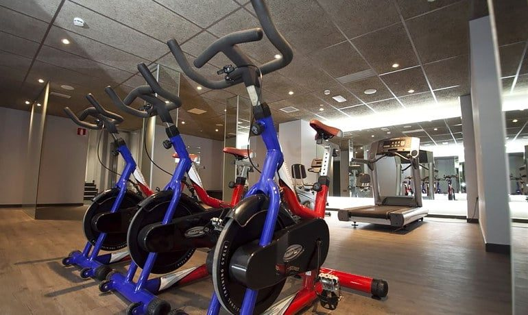 Flash Hotel Benidorm gym