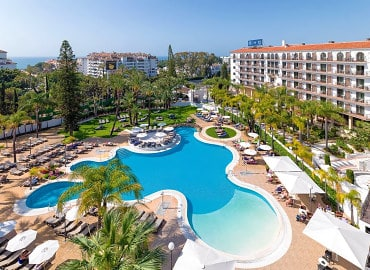 H10 Andalucía Plaza Adults-Only hotel in Marbella, Spain