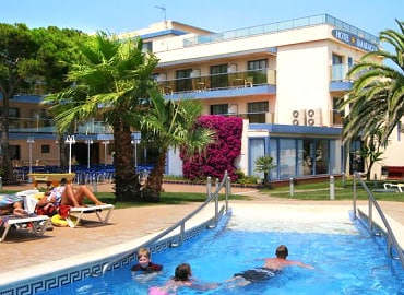 Hotel Amaraigua Adults-Only in Malgrat de Mar, Spain