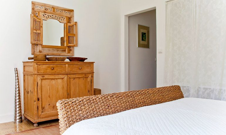 Hotel Ca´s Catala double room interior