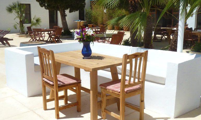 Hotel Ca´s Catala lounge area