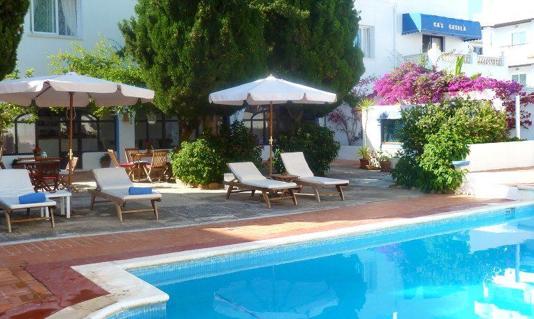 Hotel Ca´s Catala pool