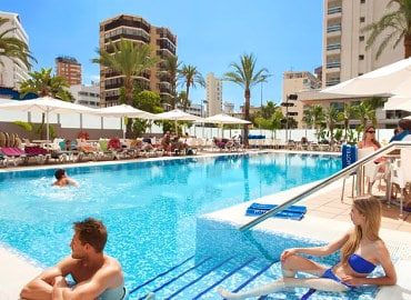 Hotel RH Royal Adults-Only in Benidorm, Spain