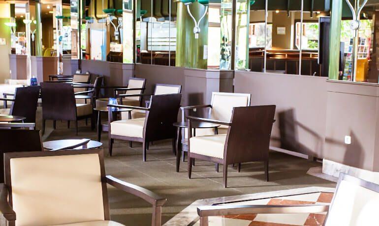 IFA Beach Hotel bar hall