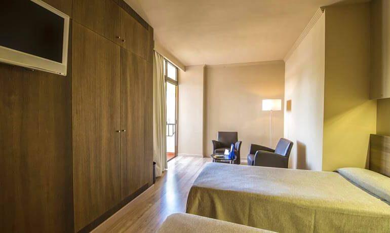IFA Beach Hotel deluxe room