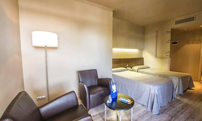 IFA Beach Hotel double room