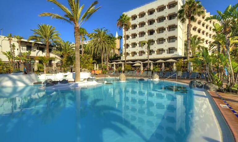 IFA Beach Hotel pool area