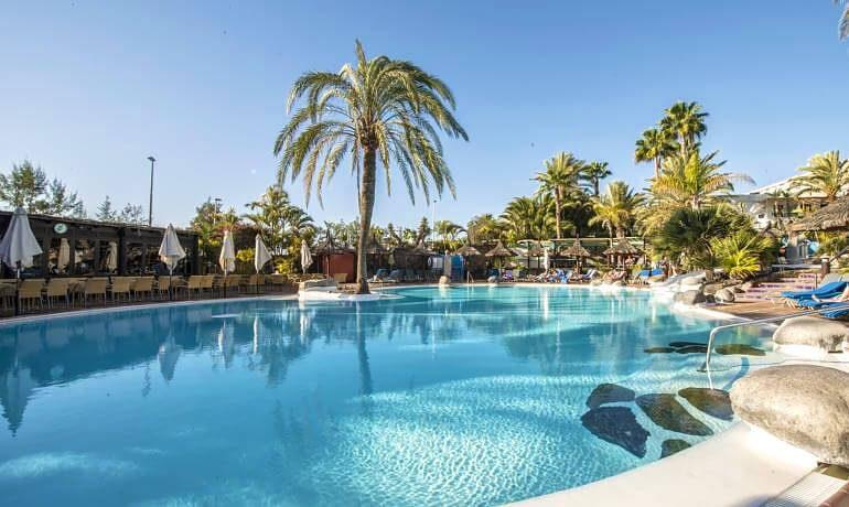 IFA Beach Hotel pool view