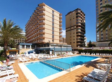 Medplaya Hotel Riudor Adults Only in Benidorm, Spain