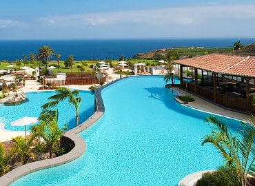 Melia Hacienda del Conde Adults Only hotel in Tenerife, Spain