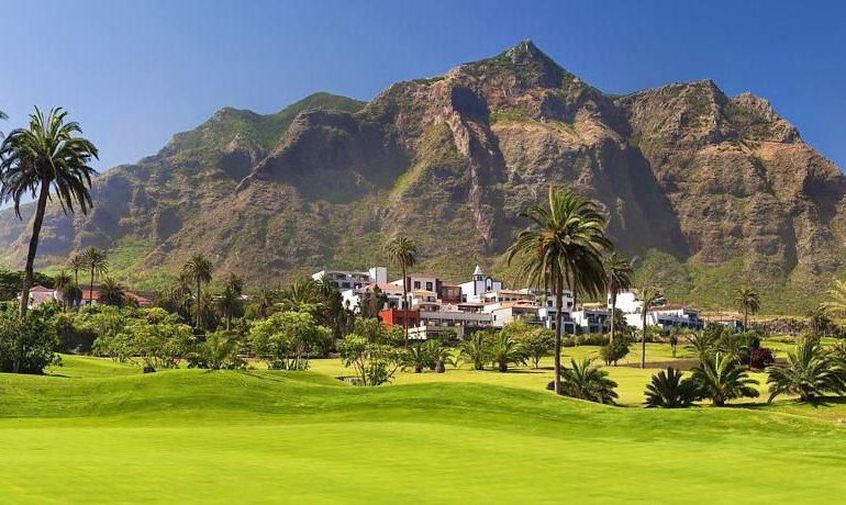 Melia Hacienda del Conde hotel view