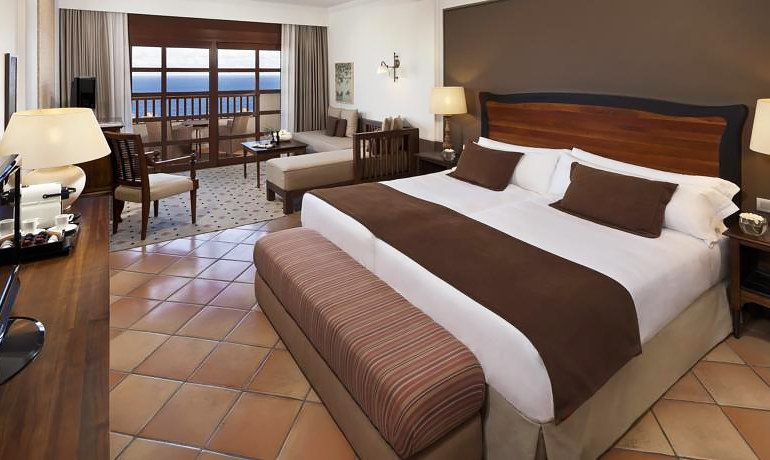 Melia Hacienda del Conde premium room sea view