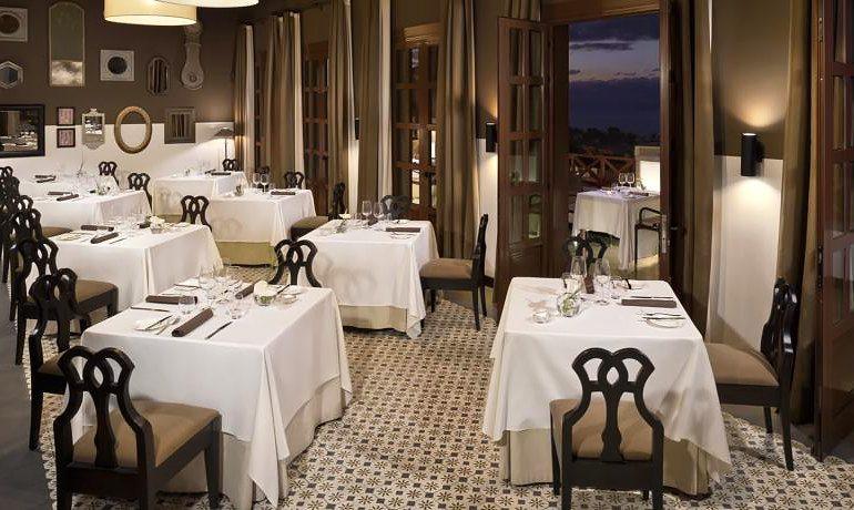 Melia Hacienda del Conde restaurant