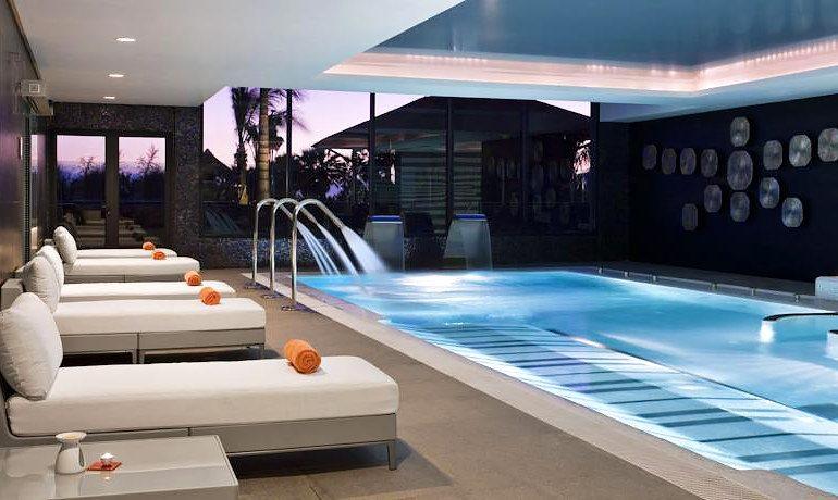 Red Level Gran Meliá Palacio de Isora indoor pool