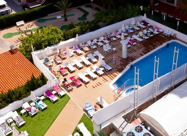 Riviera Beachotel Benidorm Adults Only in Spain