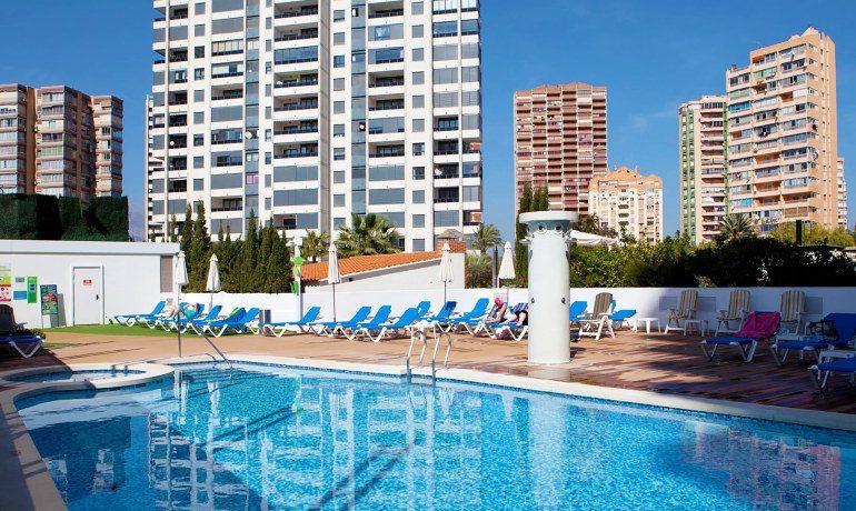 Riviera Beachotel pool