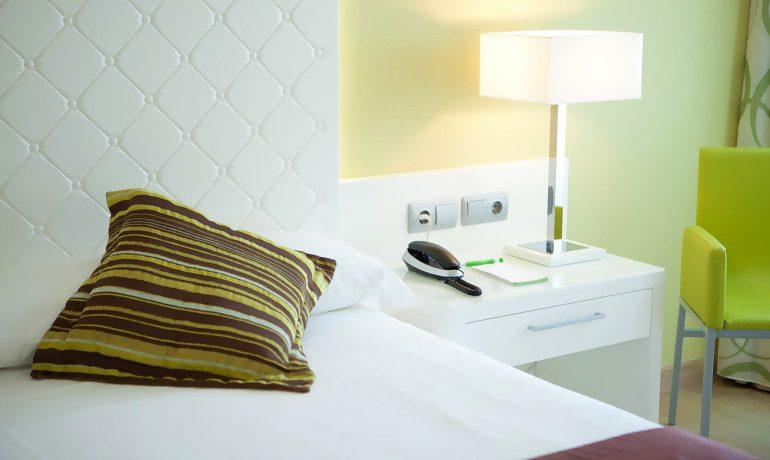 Riviera Beachotel rooms interior