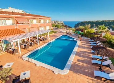 Sa Barrera Adults Only hotel in Menorca, Spain