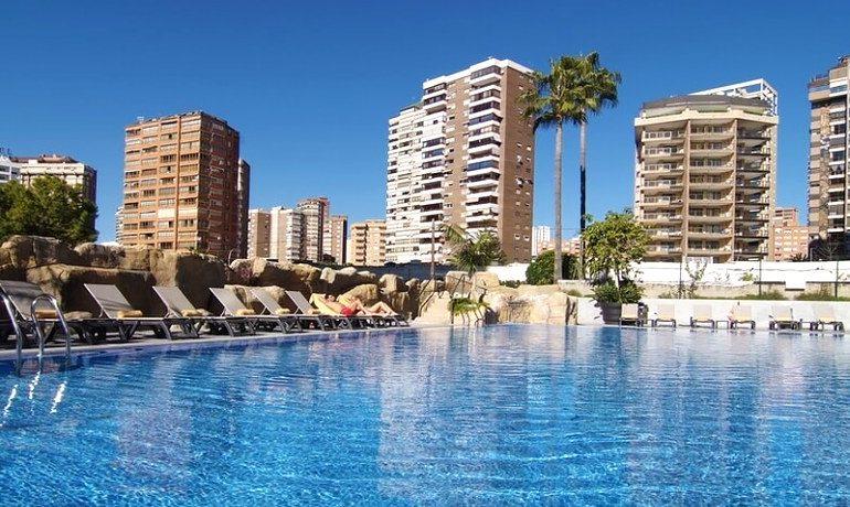 Sandos Monaco Beach Hotel Spa Benidorm Spain