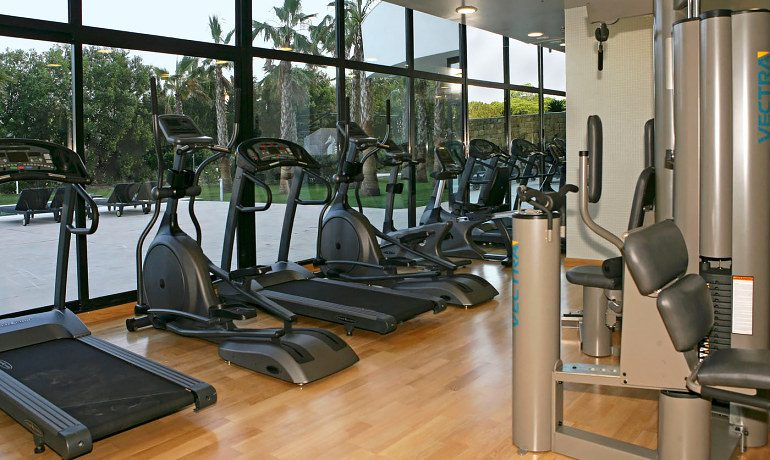 Senator Banus Spa Hotel gym