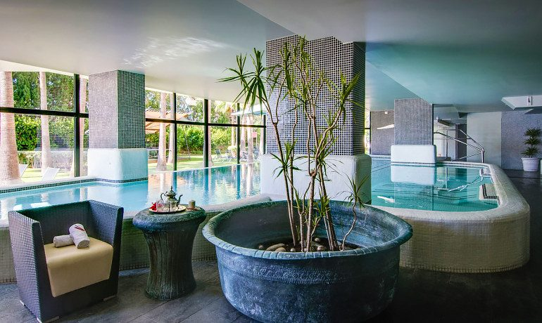Senator Banus Spa Hotel indoor pool