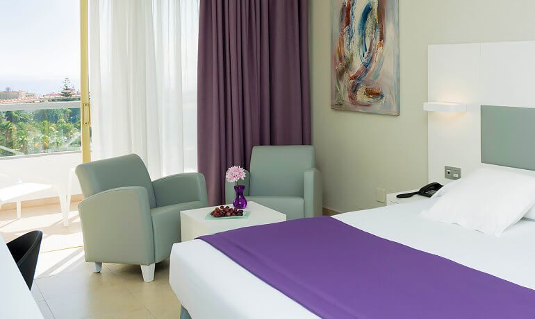 SENTIDO Gran Canaria Princess double rooms