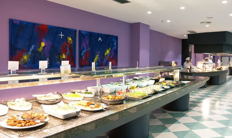 SENTIDO Gran Canaria Princess gastronomy
