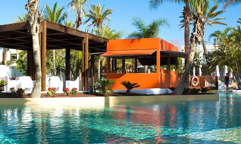 SENTIDO Gran Canaria Princess pool