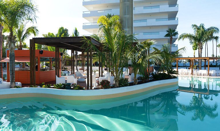 SENTIDO Gran Canaria Princess pool bar