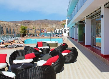 Servatur Casablanca Adults-Only hotel in Gran Canaria, Spain