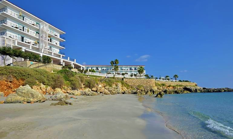 Sol Beach House Menorca hotel beach