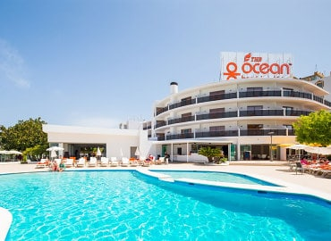 THB Ocean Beach Adults-Only hotel in Ibiza, Spain