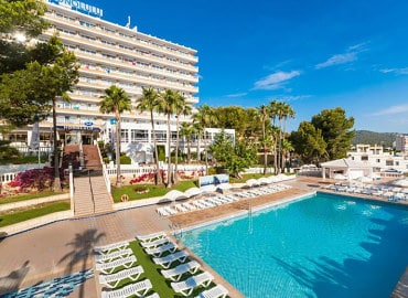 Globales Honolulu Adults Only Hotel in Majorca, Spain
