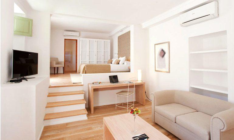 Can Simoneta hotel beach house double room