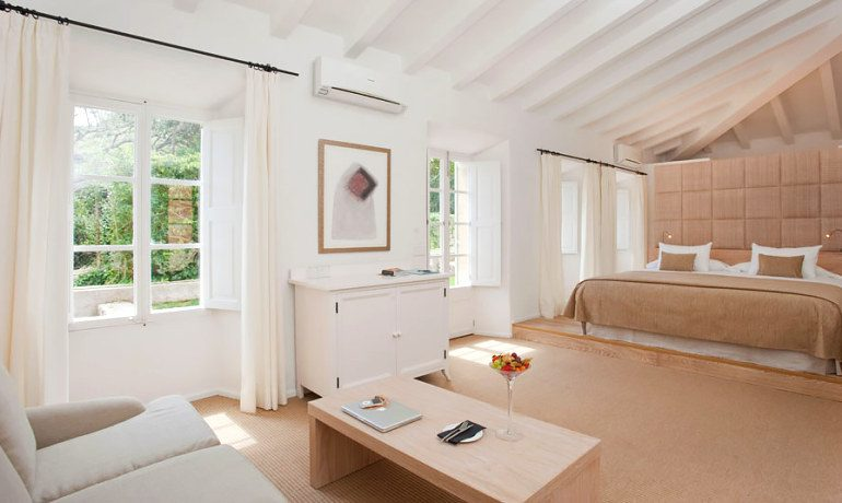 Can Simoneta hotel beach house superior suite