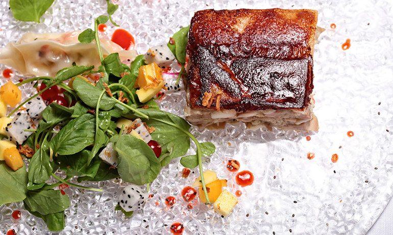 Can Simoneta hotel restaurant gastronomy