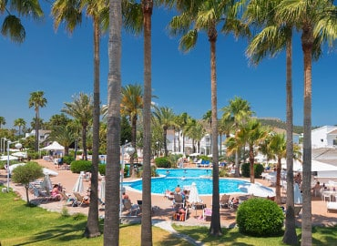 Garden Holiday Village Adults Only hotel in Mallorca, Spain