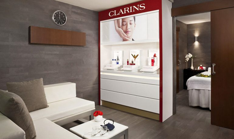 Gran Melia de Mar Spa by Clarins