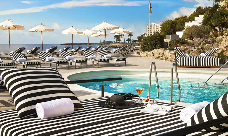 Gran Melia de Mar Bardot Pool Club