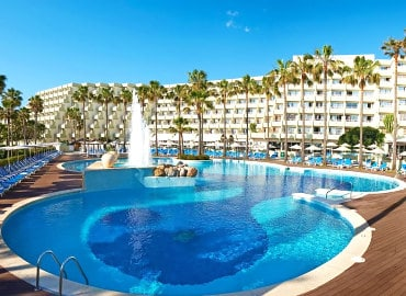 Hipotels Mediterraneo Adults Only hotel