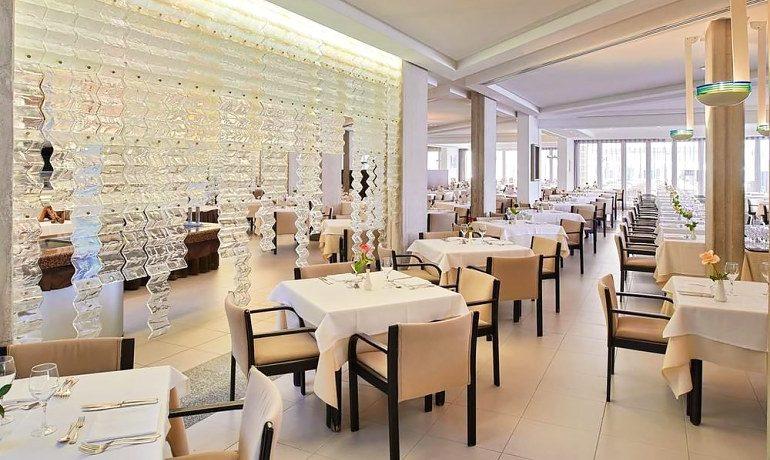 Hipotels Mediterraneo restaurant