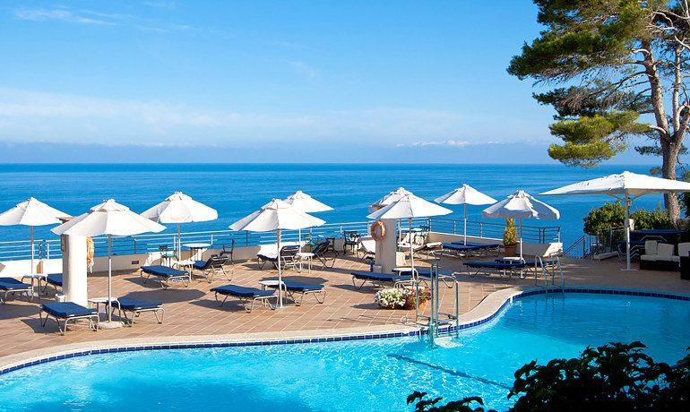 Hoposa Costa D'Or pool
