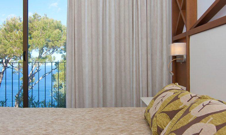 Hoposa Costa D'Or sea view room