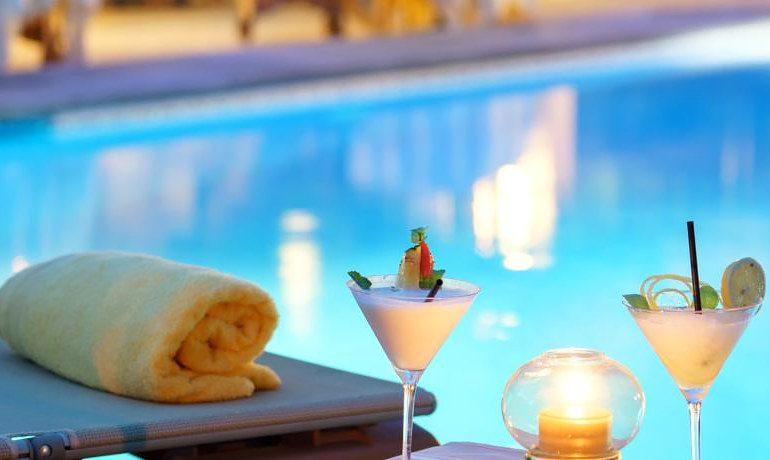 La Moraleja Boutique Hotel cocktails